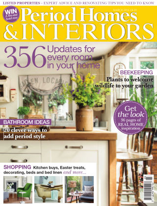 Period Homes & Interiors 356 Updates