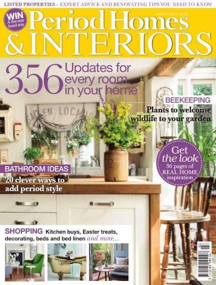 Period Homes & Interiors February 09, 2016 00:00
