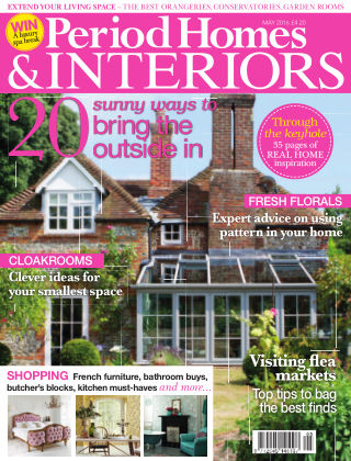 Period Homes & Interiors May 2016