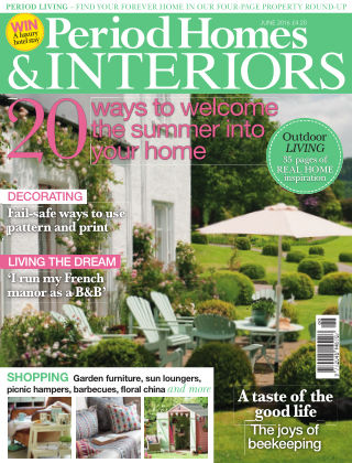 Period Homes & Interiors June 2016