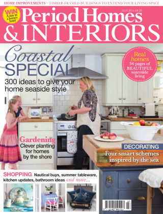 Period Homes & Interiors July 2016