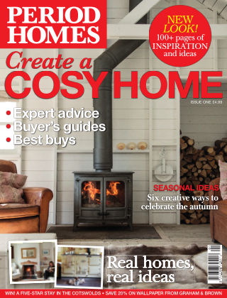Period Homes & Interiors October 2016