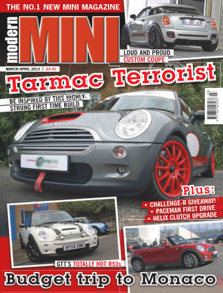 Modern Mini Mar - Apr 2013