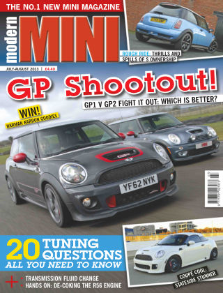Modern Mini Jul - Aug 2013