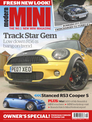 Modern Mini Sept - Oct 2013