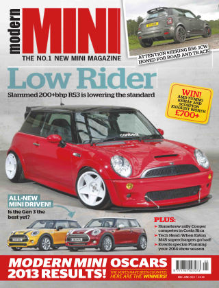 Modern Mini May - Jun 2014