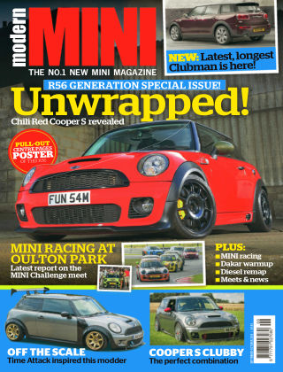 Modern Mini Unwrapped!