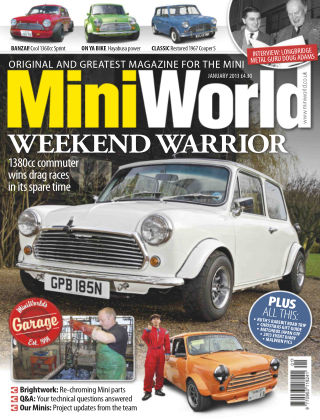 Mini World January 2013