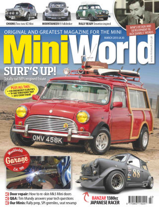 Mini World March 2013