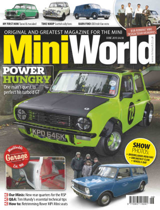 Mini World June 2013