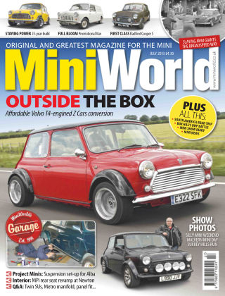 Mini World July 2013