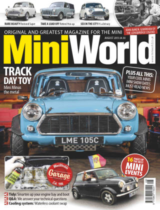 Mini World August 2013
