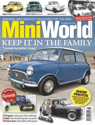 Mini World September 2013
