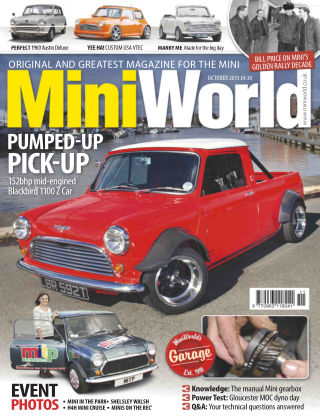 Mini World October 2013