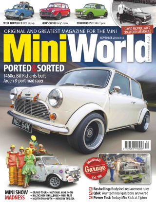 Mini World November 2013