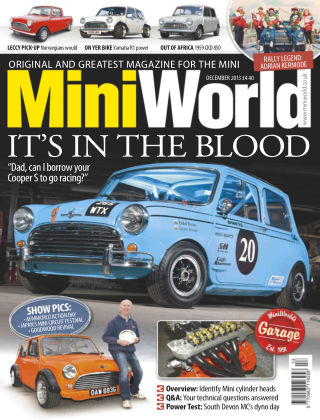 Mini World December 2013