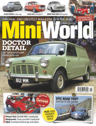 Mini World January 2014