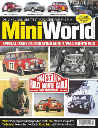 Mini World February 2014