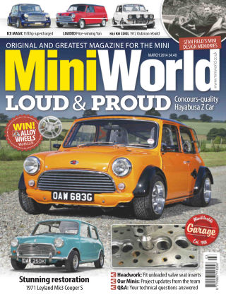 Mini World March 2014