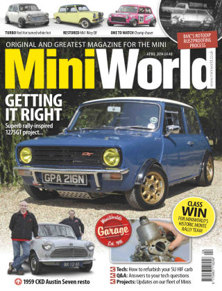 Mini World April 2014