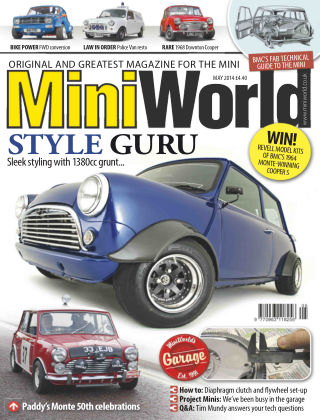 Mini World May 2014