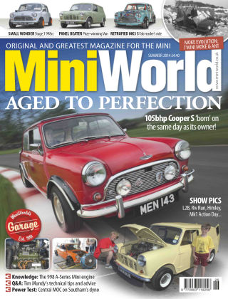 Mini World Summer 2014