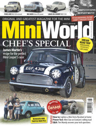 Mini World August 2014