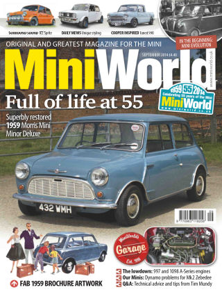 Mini World September 2014