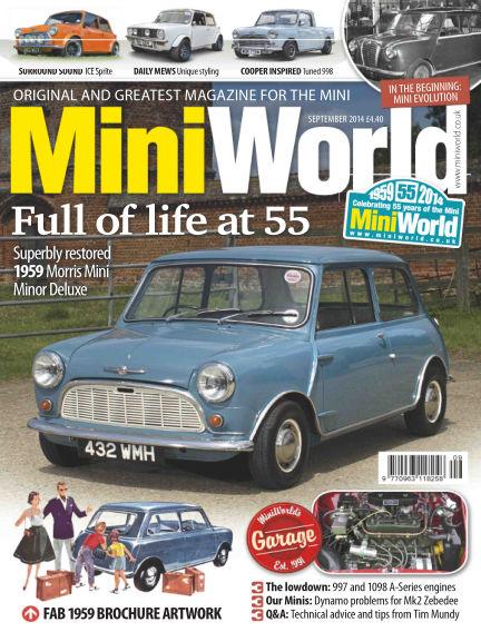 Mini World August 08, 2014 00:00