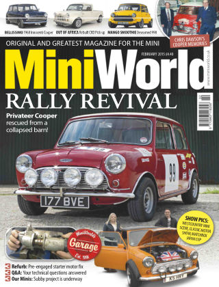 Mini World February 2015