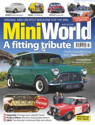 Mini World March 2015