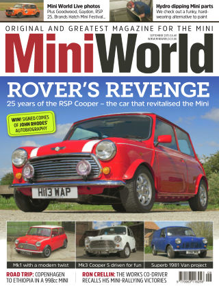 Mini World Rover's Revenge
