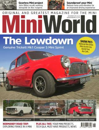 Mini World The Lowdown
