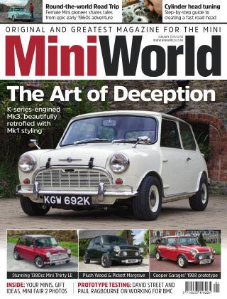 Mini World The Art of Deception