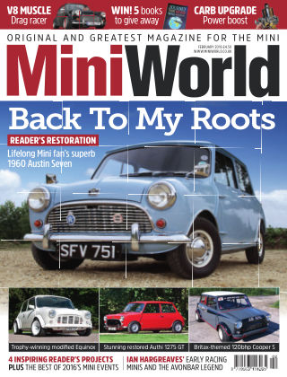 Mini World Back To My Roots