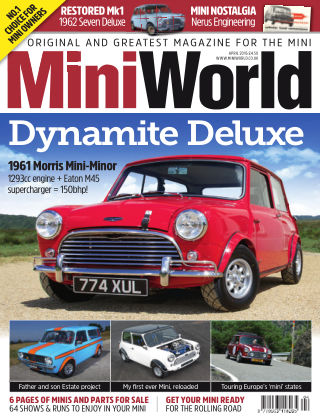 Mini World Dynamite Deluxe