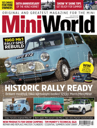 Mini World July 2016