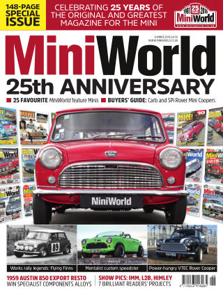 Mini World Summer 2016