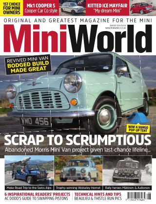 Mini World August 2016