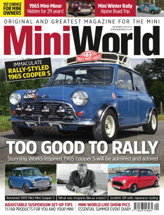 Mini World September 2016