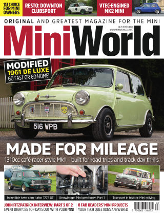 Mini World July 2017