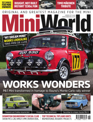 Mini World Summer 2017