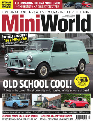 Mini World August 2017