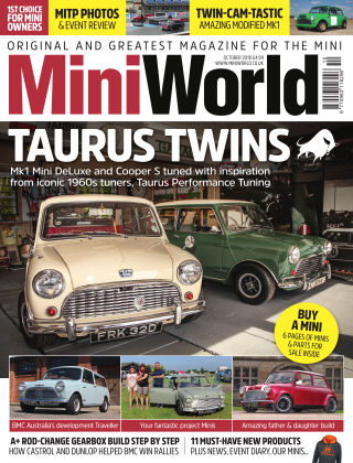 Mini World October 2018