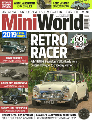 Mini World March 2019