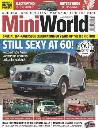 Mini World Spring 2019