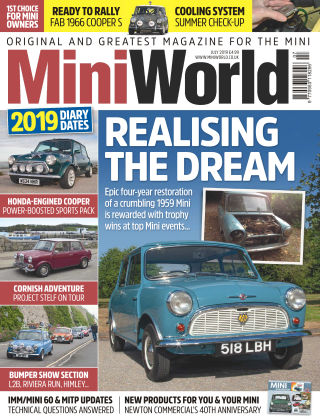 Mini World July 2019