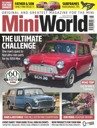 Mini World August 2019