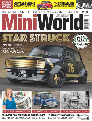 Mini World September 2019