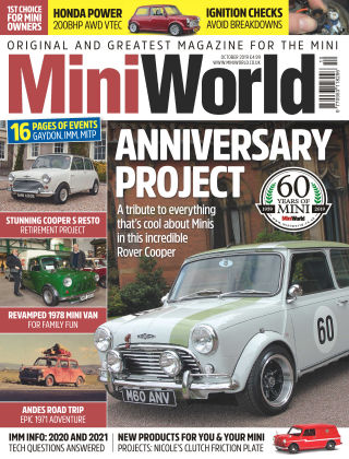Mini World October 2019